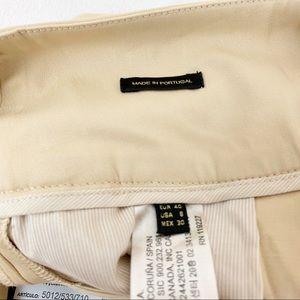 Massimo Dutti Pants & Jumpsuits - Massimo Dutti high rise pleated front chino pants